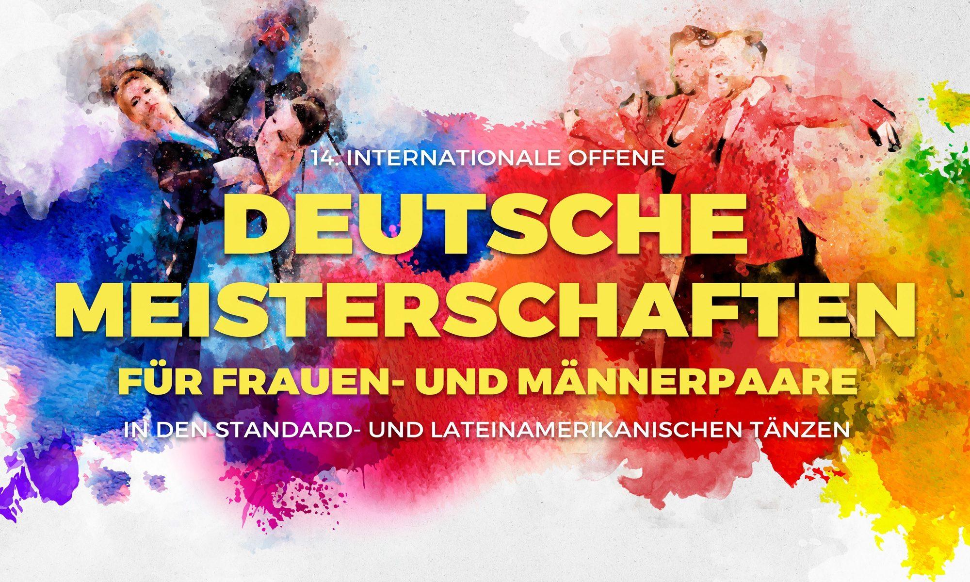 Internationale Offene Deutsche Meisterschaften für Frauen- und Männerpaare 2018 in Köln